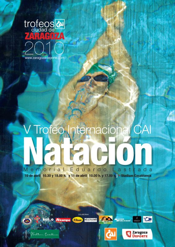 Trofeo 'CAI-Ciudad de Zaragoza' de Natación 2010