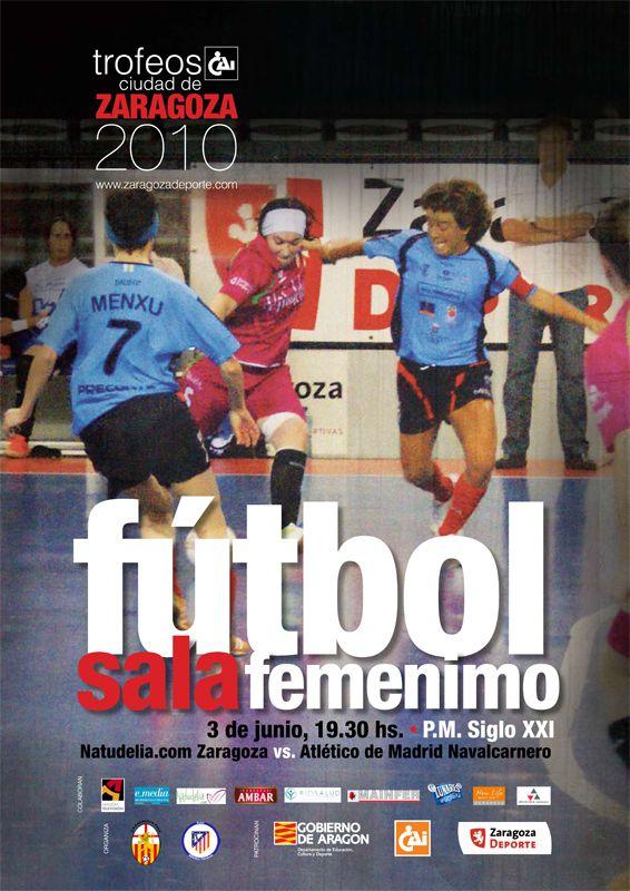 Trofeo 'Ciudad de Zaragoza' de Fútbol Sala Femenino