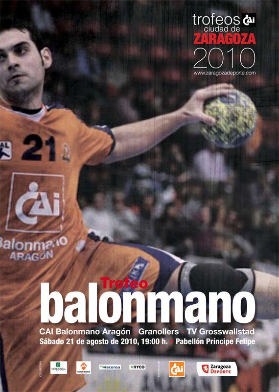 Trofeo 'CAI- Ciudad de Zaragoza' de Balonmano Masculino