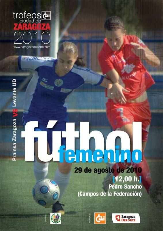 Trofeo 'CAI - Ciudad de Zaragoza' de Fútbol Femenino