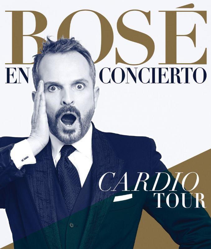 Concierto de Miguel Bosé