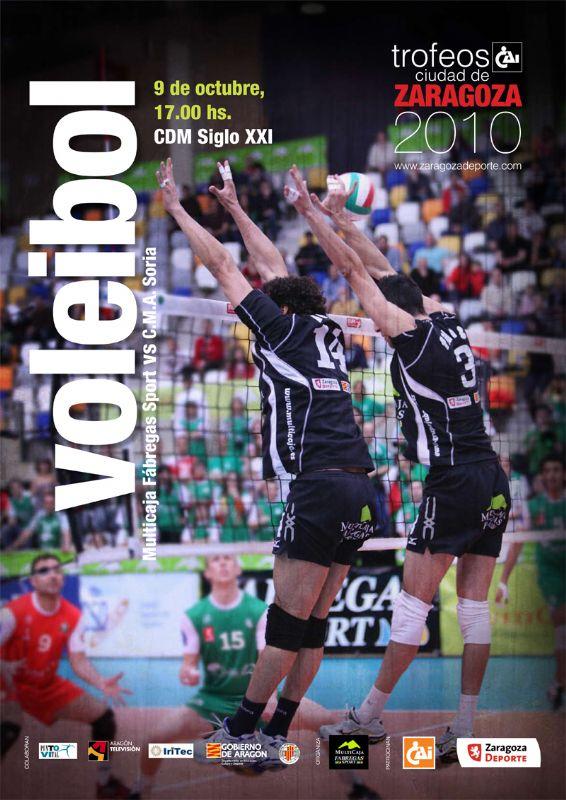 Trofeo 'CAI - Ciudad de Zaragoza' de Voleibol Masculino