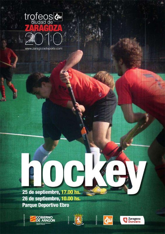 Trofeo 'CAI - Ciudad de Zaragoza' de Hockey Hierba Masculino