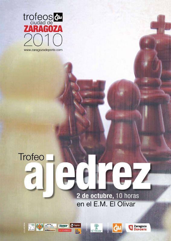 VI Trofeo 'CAI - Ciudad de Zaragoza' de Ajedrez