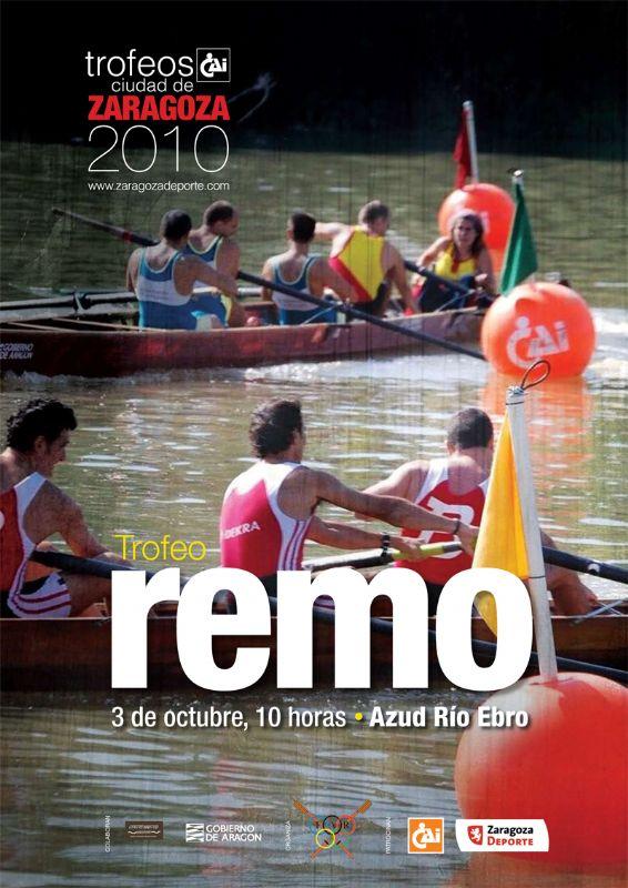 TROFEO 'CAI-CIUDAD DE ZARAGOZA' DE REMO