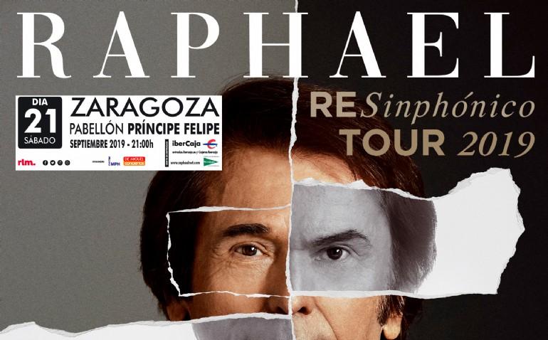 Concierto de Raphael «RESinphónico Tour»
