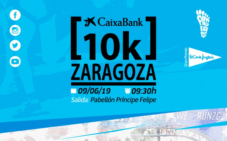XIV CaixaBank 10k Zaragoza