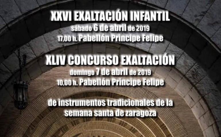 XXVI Exaltación Infantil de los Instrumentos Tradicionales de la Semana Santa