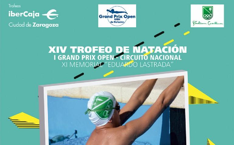 XIV Trofeo «Ibercaja-Ciudad de Zaragoza» de Natación