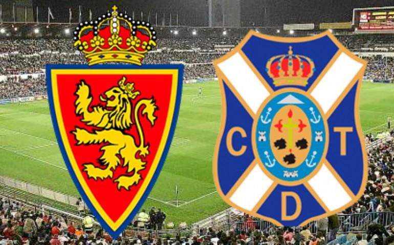 Real Zaragoza - CD Tenerife