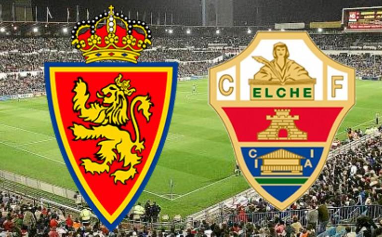 Real Zaragoza-Elche C.F.