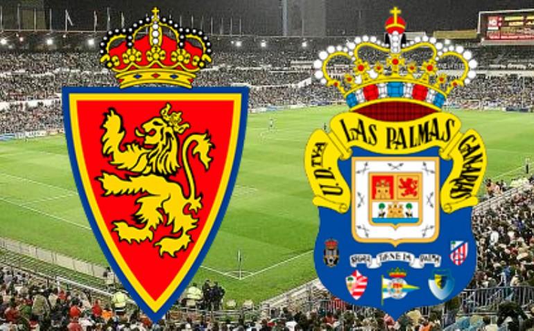 Real Zaragoza-UD Las Palmas