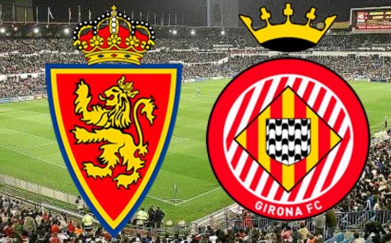 Real Zaragoza-Girona FC