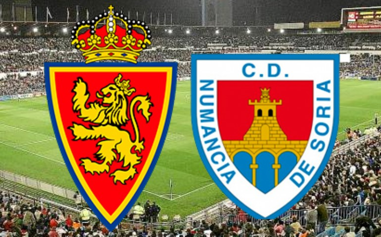 Real Zaragoza-CD Numancia