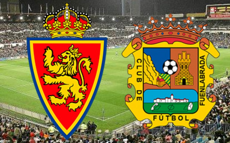 Real Zaragoza-CF Fuenlabrada