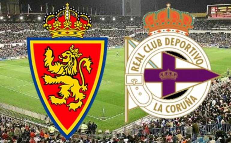 Real Zaragoza-RC Deportivo