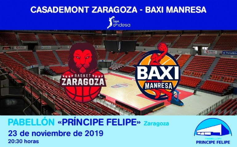 CASADEMONT ZARAGOZA - BAXI MANRESA