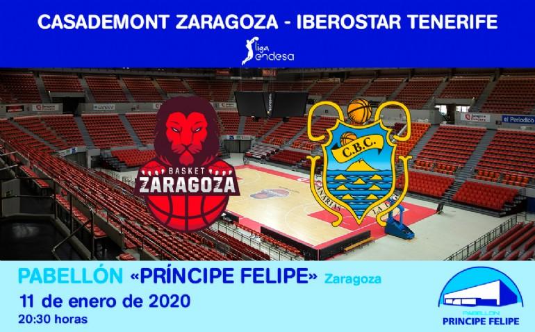 CASADEMONT ZARAGOZA - IBEROSTAR TENERIFE