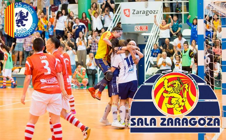 A.D. Sala Zaragoza F.S. - Cidade De As Burgas F.S.
