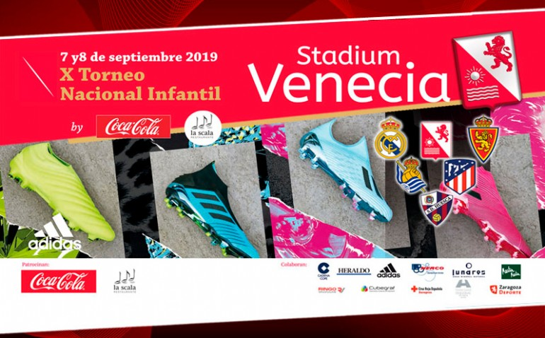 X Torneo Nacional Infantil de Fútbol Stadium Venecia