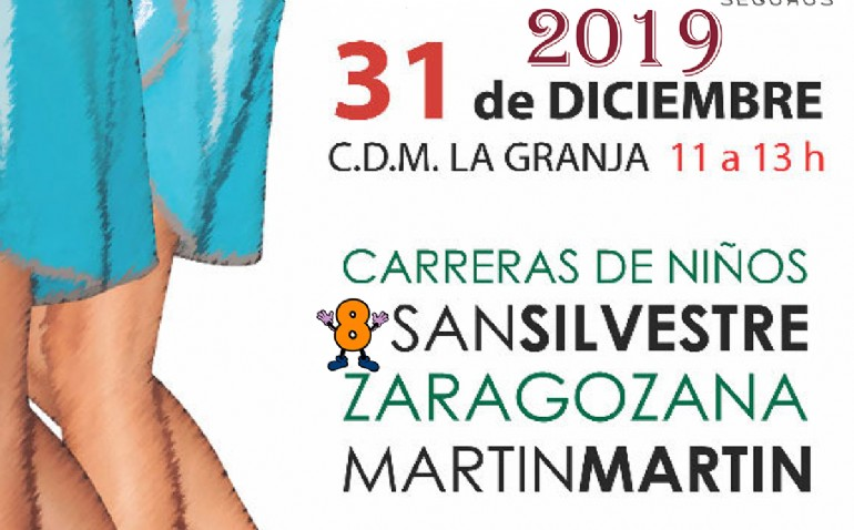8ª San Silvestre Zaragozana Martín Martín para Niños