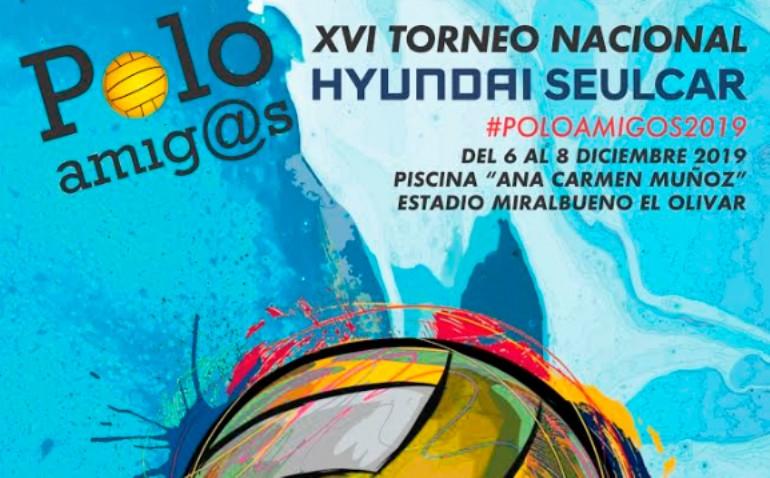 XVI Encuentro Nacional de Waterpolo «POLOAMIGOS»