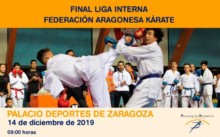 Final Liga Interna Federación Aragonesa de Kárate