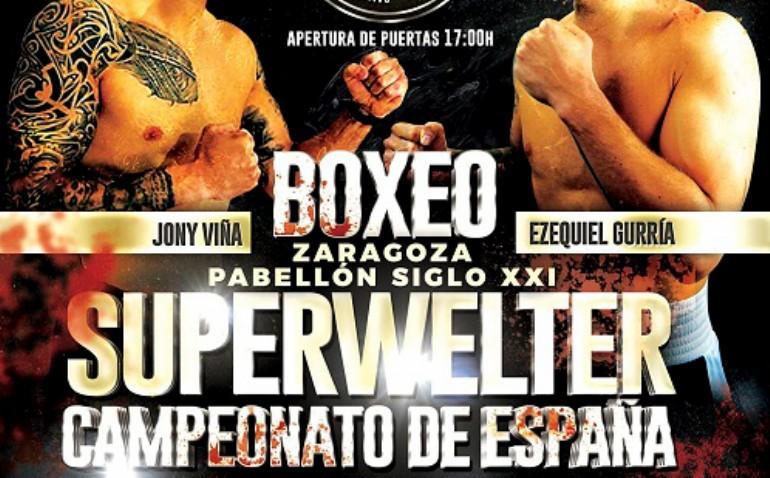 Campeonato de España de Boxeo - Peso Superwelter
