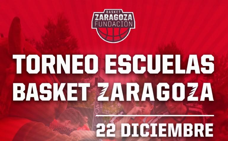 Torneo de Navidad de las Escuelas del Basket Zaragoza