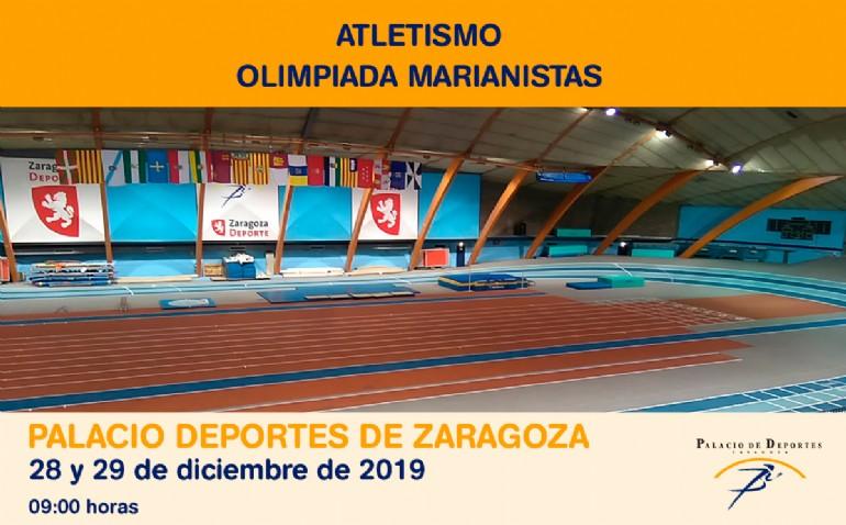 Atletismo. Olimpiada Marianistas