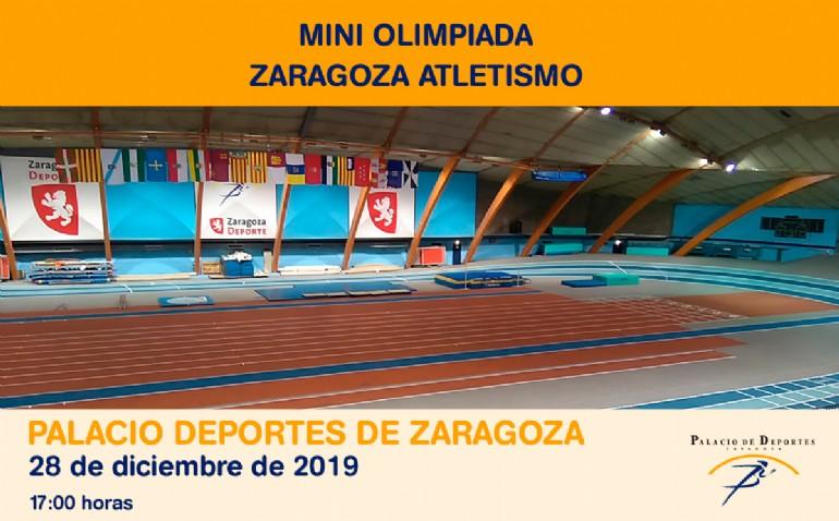 Mini Olimpiada - Zaragoza Atletismo