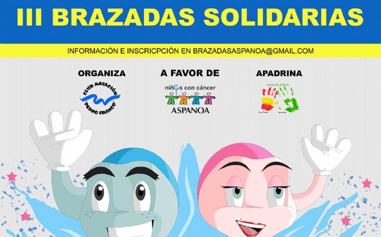 III Brazadas Solidarias