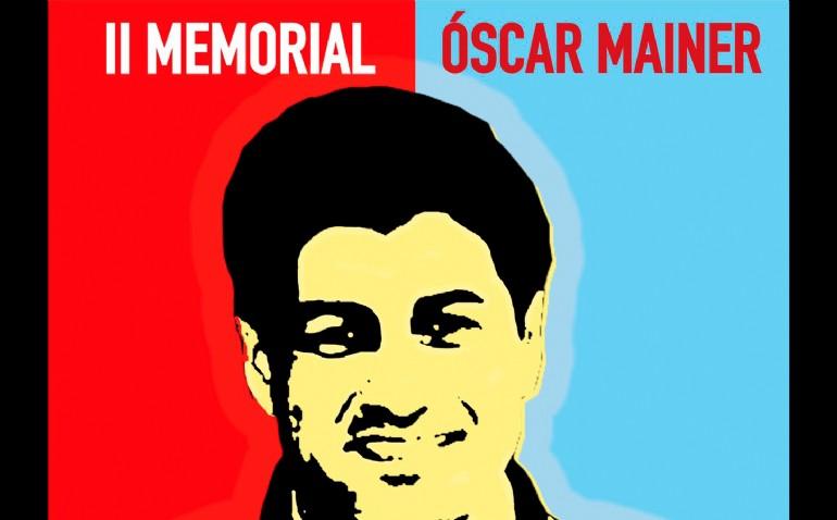 II Trofeo de Balonmano «Memorial Óscar Mainer»