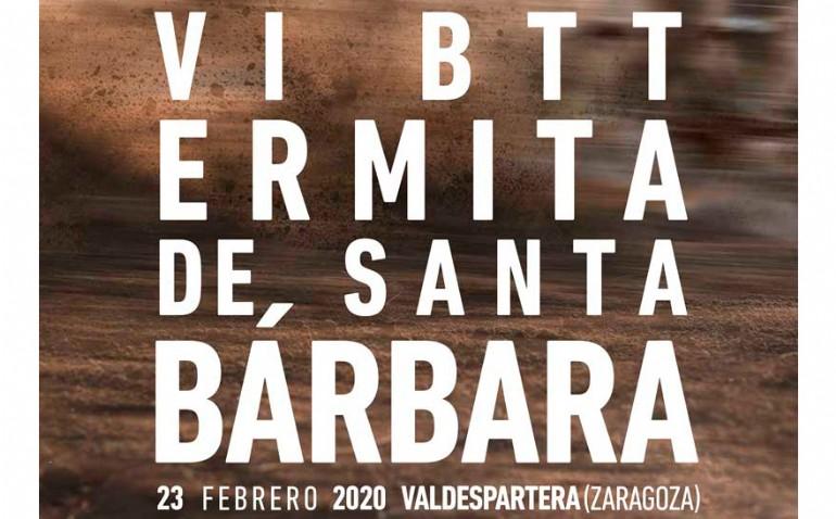 VI BTT XCO «Ermita Santa Bárbara»