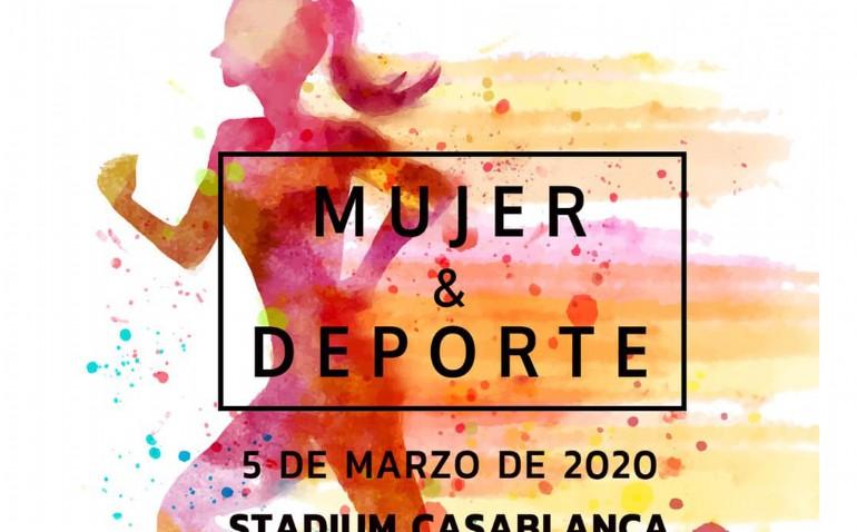 I Jornada Mujer y Deporte «Stadium Casablanca»