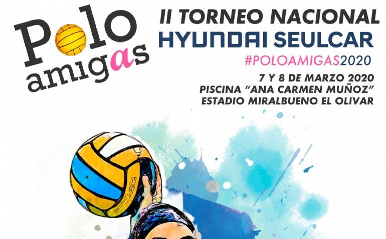 II Torneo Nacional de waterpolo HYUNDAI SEULCAR - POLOAMIGAS