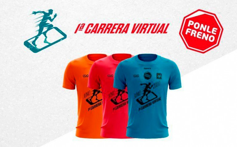 I Carrera «Ponle Freno» Virtual