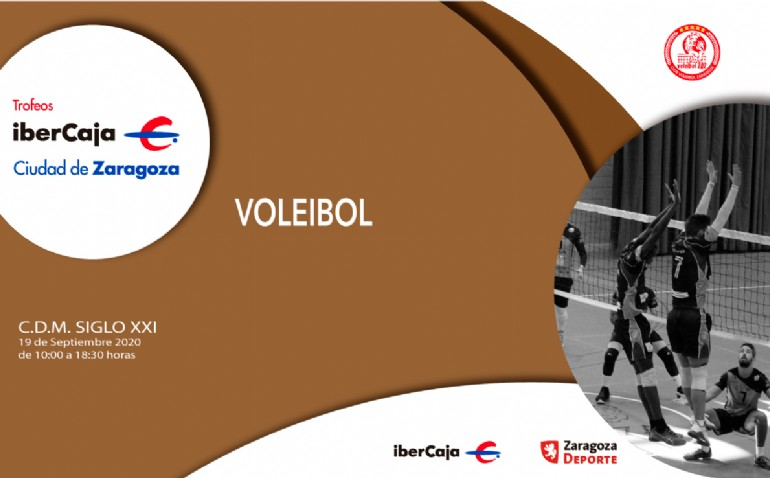 Trofeo «Ibercaja-Ciudad de Zaragoza» de Voleibol