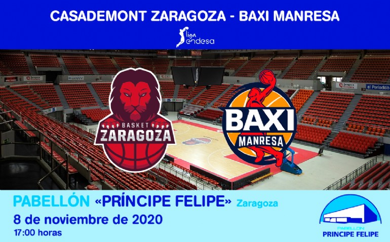 [ACB] CASADEMONT ZARAGOZA-BAXI MANRESA