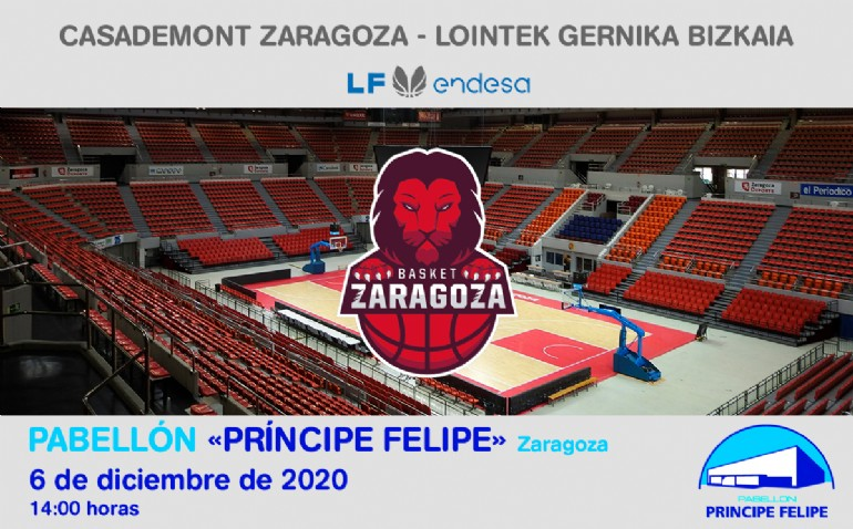 [L. F.] Casademont Zaragoza - Lointek Gernika