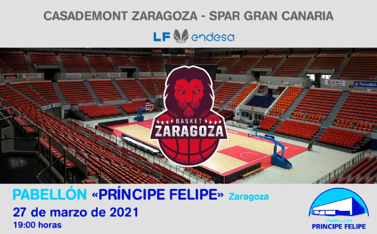 [L. F.] Casademont Zaragoza - Spar Gran Canaria