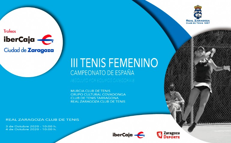 Trofeo «Ibercaja-Ciudad de Zaragoza» de Tenis Femenino