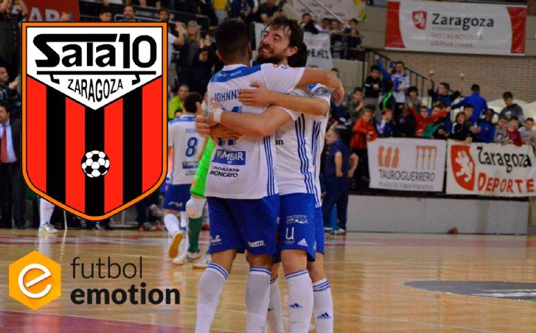 Fútbol Emotion Zaragoza - Industrias Santa Coloma