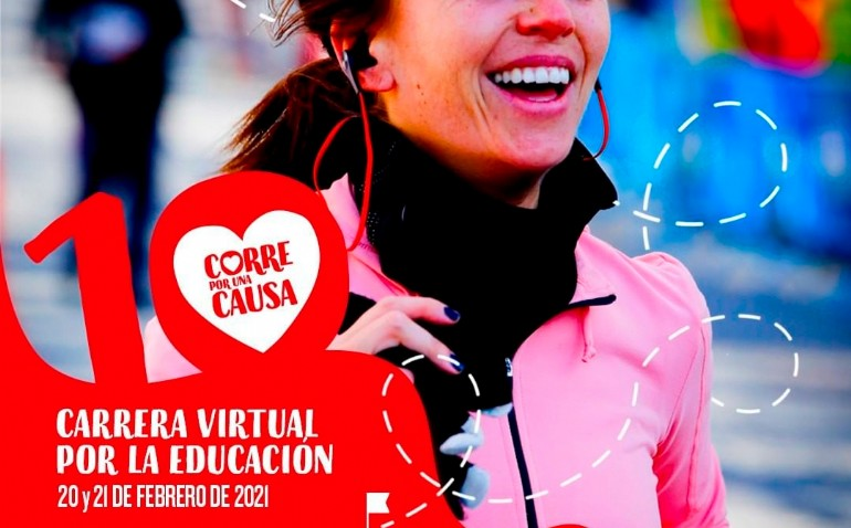 Carrera Virtual por la Educación