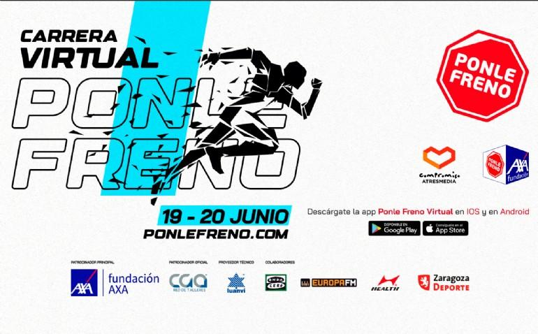 Carrera Virtual «Ponle Freno» 2021