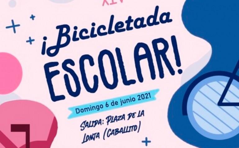 XIV Bicicletada Escolar