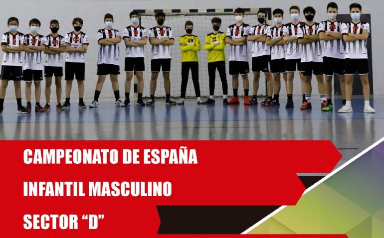 Campeonato de España de Balonmano Infantil Masculino (Sector D)