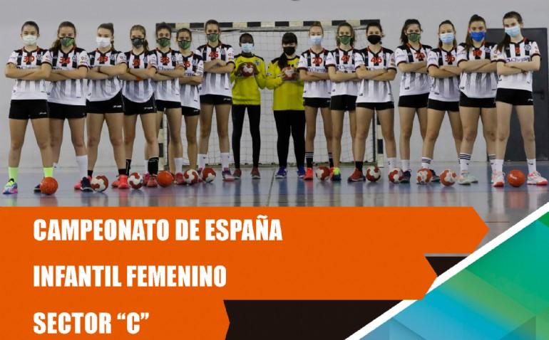 Campeonato de España de Balonmano Infantil Femenino (Sector C)