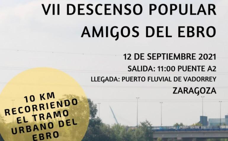 VII Descenso Popular «Amigos del Ebro»