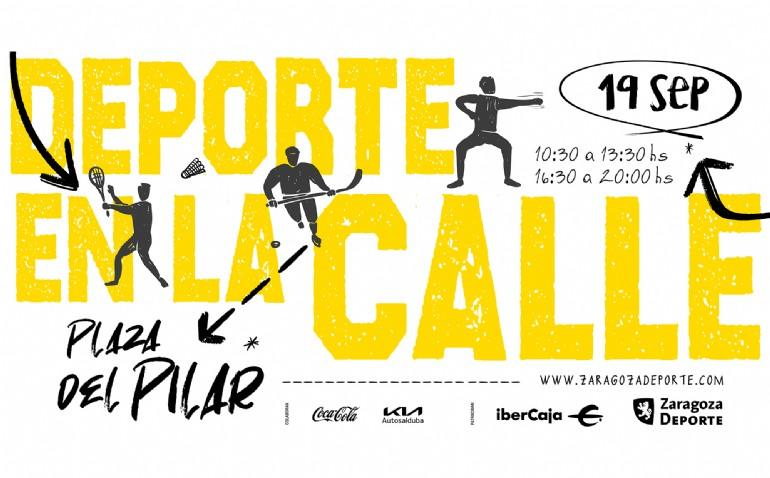Día del Deporte en la Calle 2021